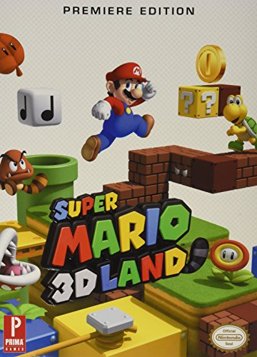 Super Mario 3D Land Guide (Prima Official Game Guides)
