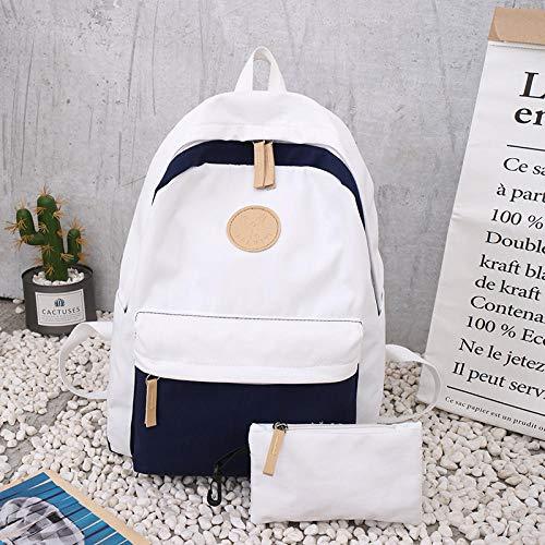 Nieuwe schoudertas voor de zomer, nieuwe snoepjes, modieuze rugzak, casual, voor studenten van de middelhoge scholen, wind, Koreaanse versie