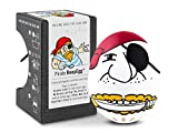 Brainstream A004690 BeepEgg Singing Floating Egg Timer, Pirate
