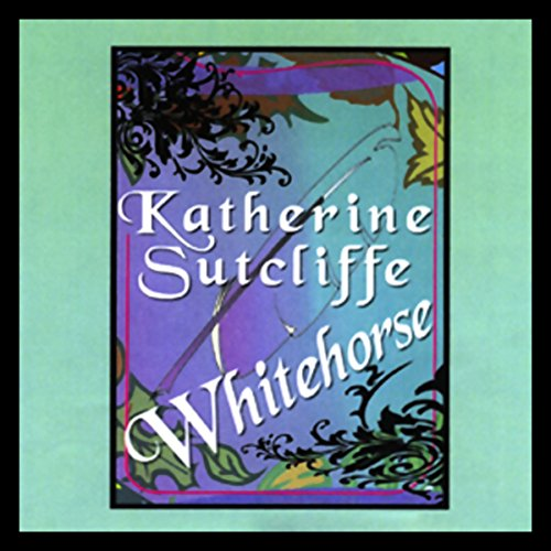 Whitehorse audiobook cover art
