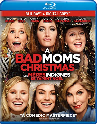 A Bad Moms Christmas (Blu-ray)