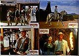 Lucky Luke 4 - Terence Hill - 4 Aushangfotos/Lobbycards-G1