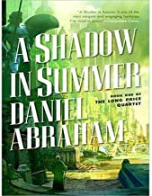 [ A Shadow in Summer (CD) (Long Price Quartet #1) by Abraham, Daniel ( Author ) Oct-2014 Compact Disc ]