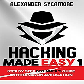 Hacking Made Easy 1 audiobook cover art