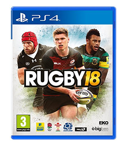 Rugby 18 (PS4) (UK IMPORT)