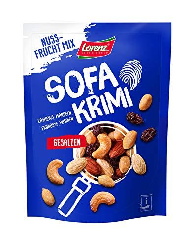 Lorenz Snack World Nuss Frucht Mix Sofa Krimi, 11er Pack (11 x 125 g)