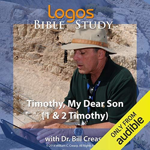 Timothy, My Dear Son (1 & 2 Timothy) cover art