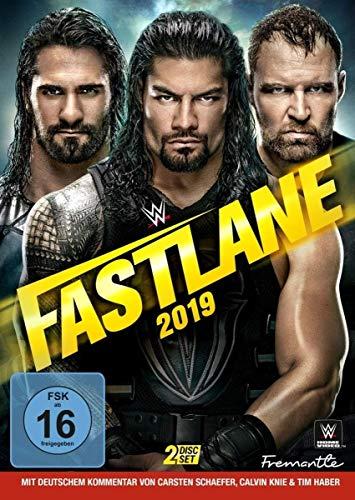 WWE: Fastlane 2019 [2 DVDs]