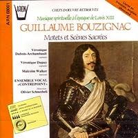 Bouzignac;Motets & Scenes S