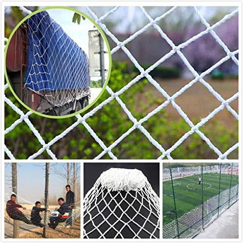 Universal Schutznetz Sicherheitsnetz Katzennetz for Balkon Ohne Bohren | Katzenschutz for Terrasse, Fenster und Tür | Reißfest,Kinderzimmerdekoration for Treppenbalkon (Size : 1 * 5M)