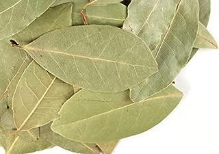 Bulk Herbs: Bay Leaves, Whole (Organic)