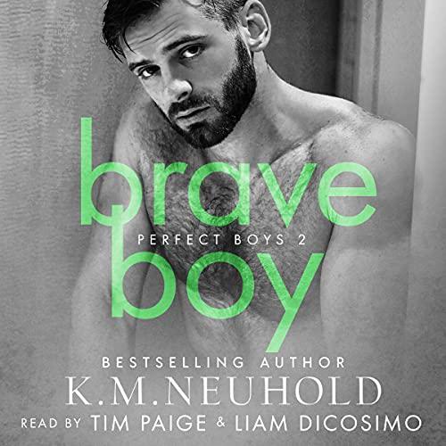 Brave Boy cover art