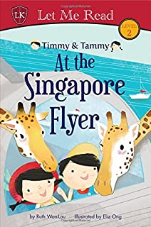 Timmy & Tammy At the Singapore Flyer