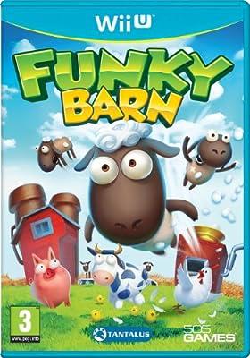 Funky Barn (Nintendo Wii U)