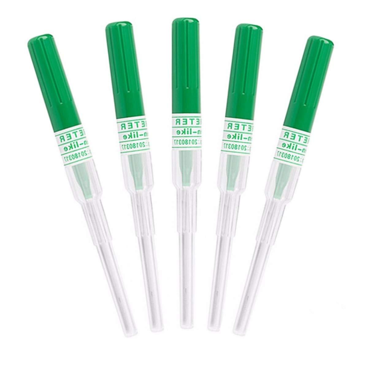 Ear Nose Piercing Needles - Need Popular overseas 18 Price reduction Gauge Yuelong 50PCS