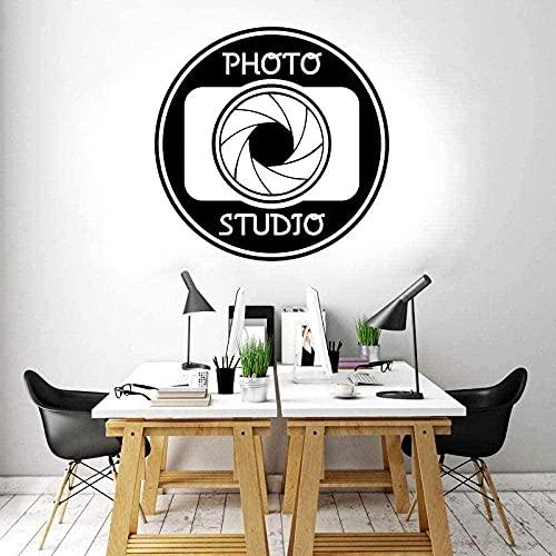 Pegatinas De Pared Etiqueta De La Pared Cámara Oficina Habitación Ventana Calcomanías Decoración Extraíble Murales Interior 58X58Cm