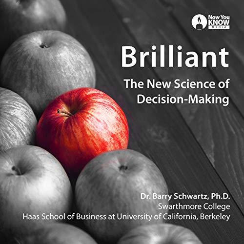 Brilliant: The New Science of Decision-Making audiobook cover art