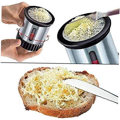 Kitchen Rotating   Rallador de queso para untar y untar el pan Veggies Corn