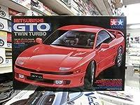 タミヤ 124 24108 三菱 GTO ツインターボ