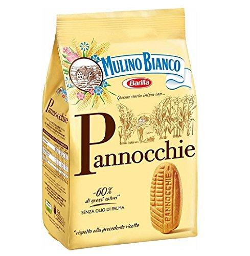3x Mulino Bianco kekse Pannocchie mit Cornflakes 350g biskuits cookies kuchen