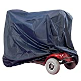 Waterproof Mobility Scooter and Wheelchair Storage Cover Heavy Duty Rain Protection by Co-operative Independent Living -