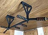 Faultier-Sports Collier pour Montage au Plafond jusqu'à 200 kg avec 2 Crochets pour Sac de Boxe,...