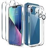 LK Cover Compatibile con iPhone 13 6.1 Pollici...