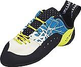 La Sportiva Kataki Ocean/Sulphur, Chaussures d'escalade Mixte Enfants - Multicolore - Multicolore (Ocean Sulphur), 44.5 EU EU