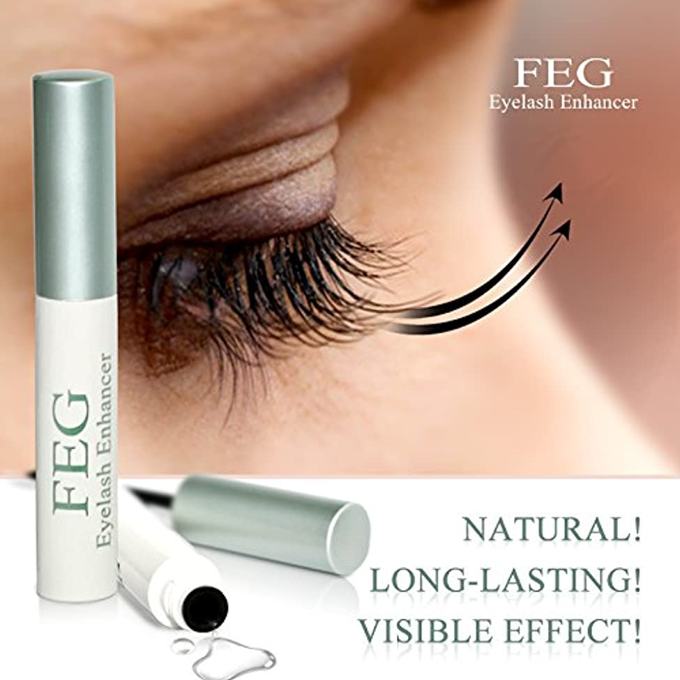 大気ライター古くなったFEG Eyelash enhancer. The most powerful eyelash growth Serum 100% Natural. Promote rapid growth of eyelashes by FEG