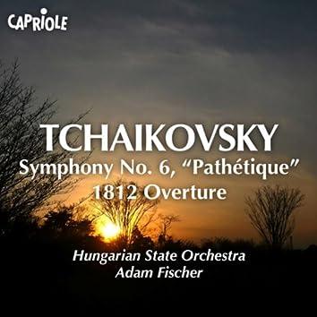 """Tchaikovsky, P.I.: Symphony No. 6, """"Pathetique"""" / 1812 Overture"""