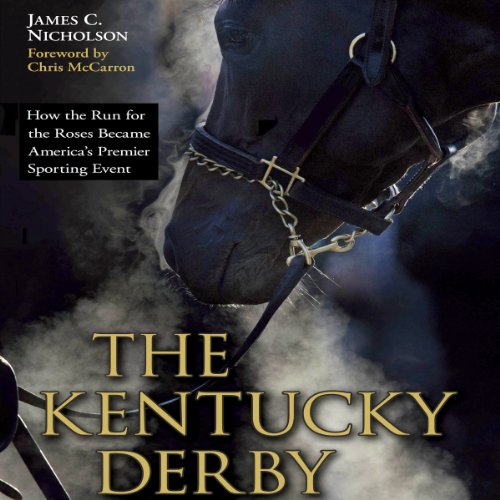 The Kentucky Derby audiobook cover art