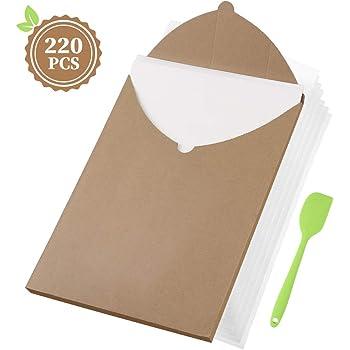 Wilton Unbleached Parchment Paper White