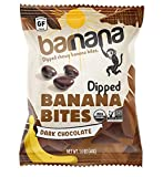 USDA ORGANIC - Certified Organic, Non-GMO Project Verified, Natural Gluten Free, Vegetarian and Kosher. Made from sustainably upcycled bananas, these will be the tastiest snacks you will ever eat. CHOCOLATE COVERED BANANAS! - Unlike those unsavory ba...