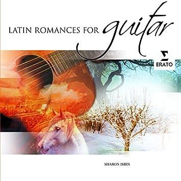 Latin Romances for Guitar