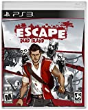 Square Enix Escape Dead Island - Juego (PlayStation 3, Acción / Aventura, Square Enix, M (Maduro), Básico)