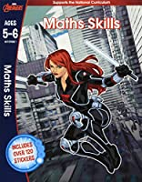 Avengers: Maths Skills (Ages 5 to 6) (Marvel Learning)