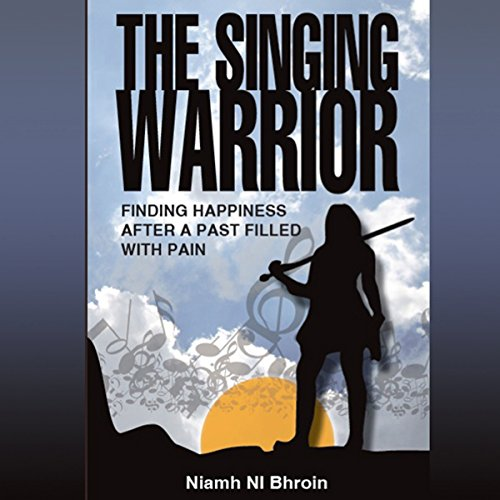 The Singing Warrior audiobook cover art