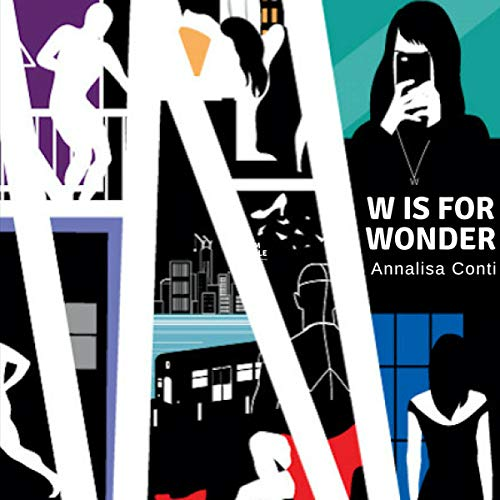 W Is for Wonder audiobook cover art