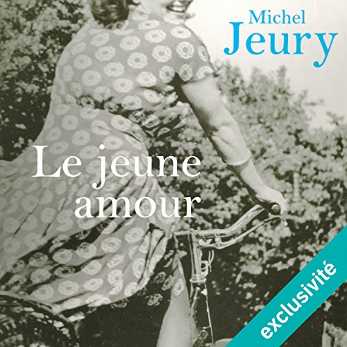 Le jeune amour audiobook cover art