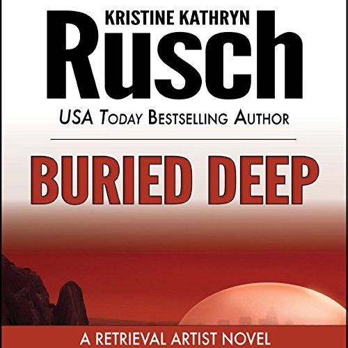 Buried Deep audiobook cover art