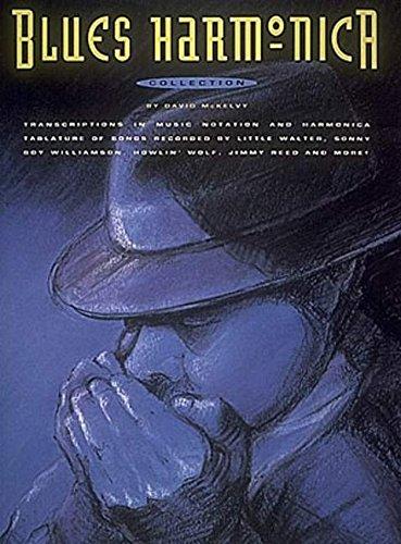 Blues Harmonica Collection -Album-: Songbook für Harmonika, Gesang, Gitarre