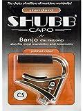 Shubb. Banjo Capo (C5) For Banjo, Mandolin, Bouzouki