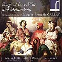 Songs of Love, War and Melancholy: The Operatic Fantasias