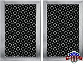 2-PACK Replacement LG 5230W1A011B Microwave Oven Charcoal Filter Made in USA