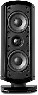 Polk Audio VM10 Satellite Speaker (Single, Silver)