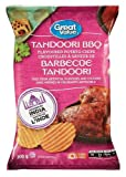 Great Value Tandoori BBQ Potato Chips, 200g/7.1oz., Bag (Imported From Canada)