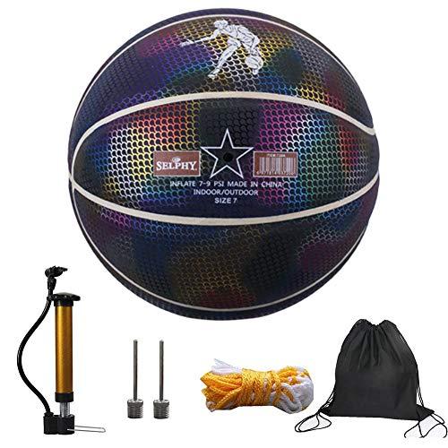 Baloncesto estándar Iluminado No. 7 Baloncesto