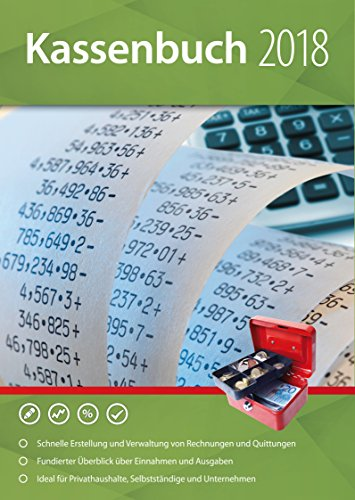 Kassenbuch 2018 - Rechnungen und Quittungen ausstellen für Windows 10, 8.1, 8, 7 und Vista