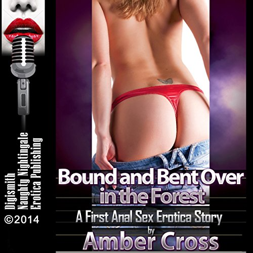 Bound and Bent over in the Forest audiobook cover art