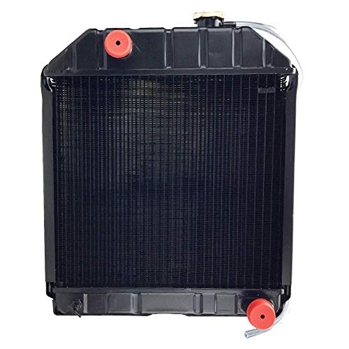 C7NN8005H Radiator for Ford Tractor 2000 2600 3000 3400 3500 4000 4100 4400+